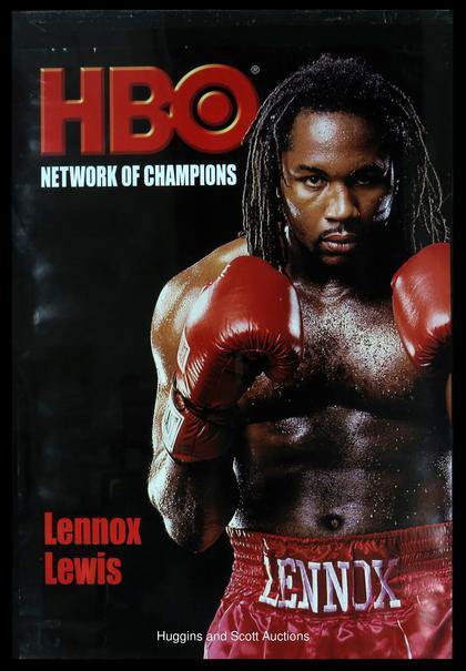 lennox lewis poster. pictures (click on photo to enlarge) lennox lewis poster t
